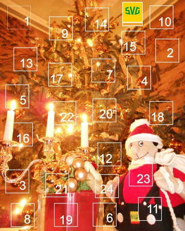 SVG Brummi-Adventskalender